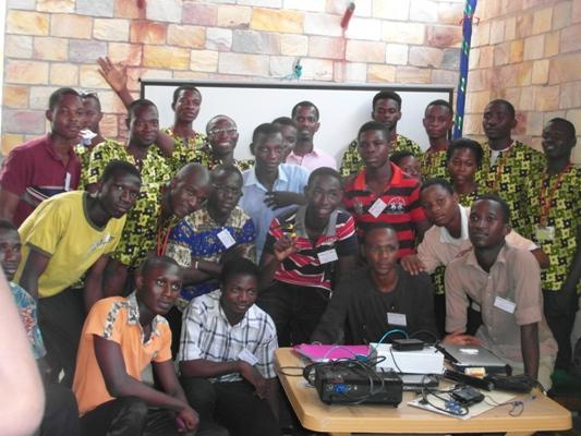 Bootcamp Lomé