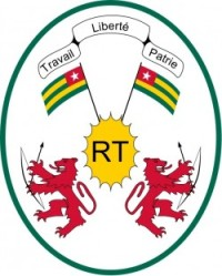 Cina Lawson - Armoiries du Togo