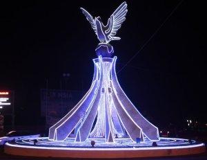 Colombe de la paix (Lomé)